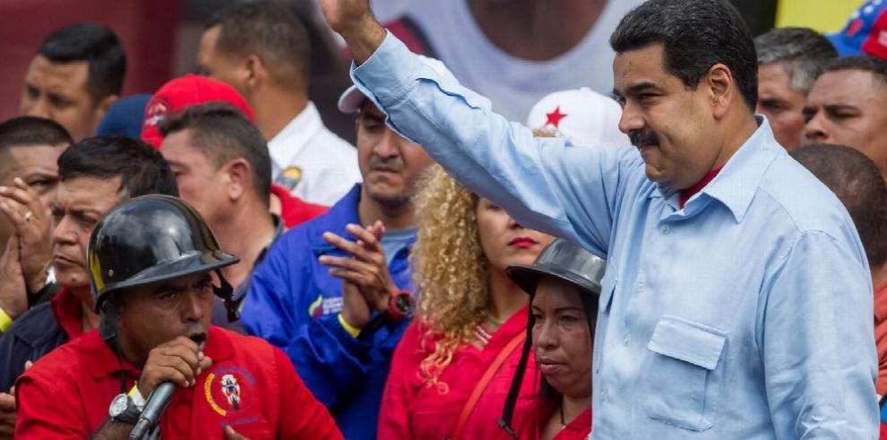 La activación de la Carta Democrática indigna a Maduro