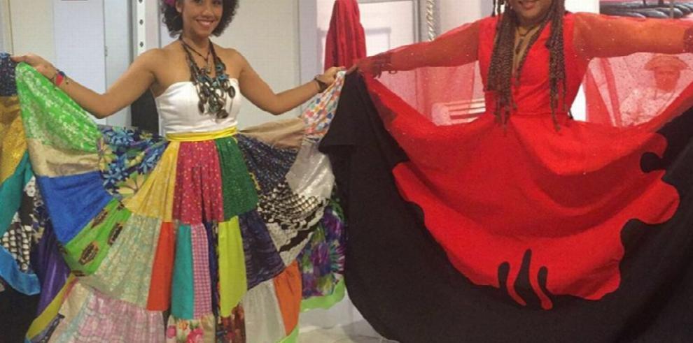 Reinterpretar a Panamá en la moda