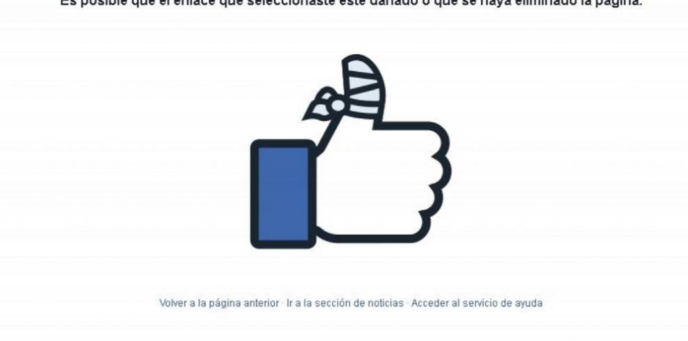 Desaparece promoción de servicios desde Facebook