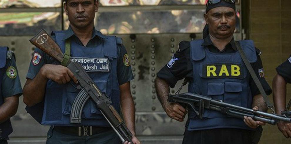 Al menos, cinco heridos en tiroteo cerca de zona diplomática de Dacca