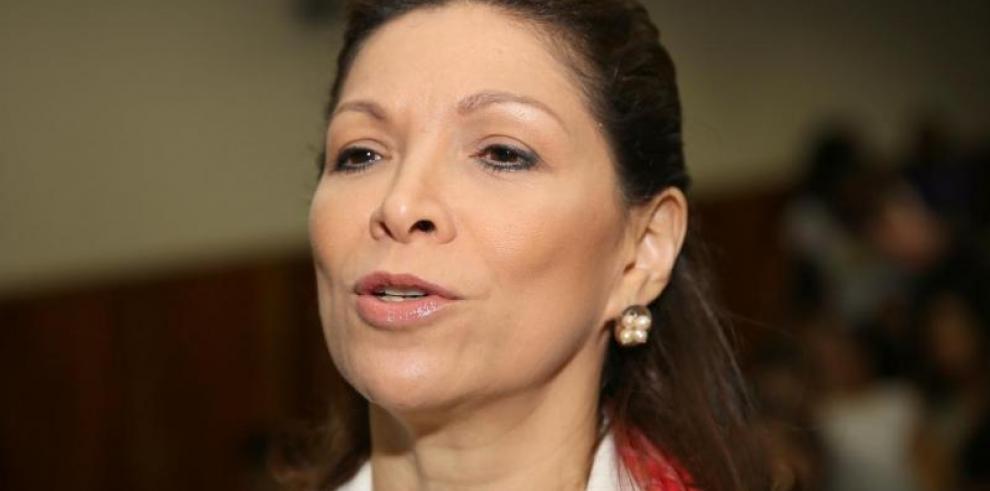 Ana Matilde se postuló como candidata a la Presidencia de la Asamblea
