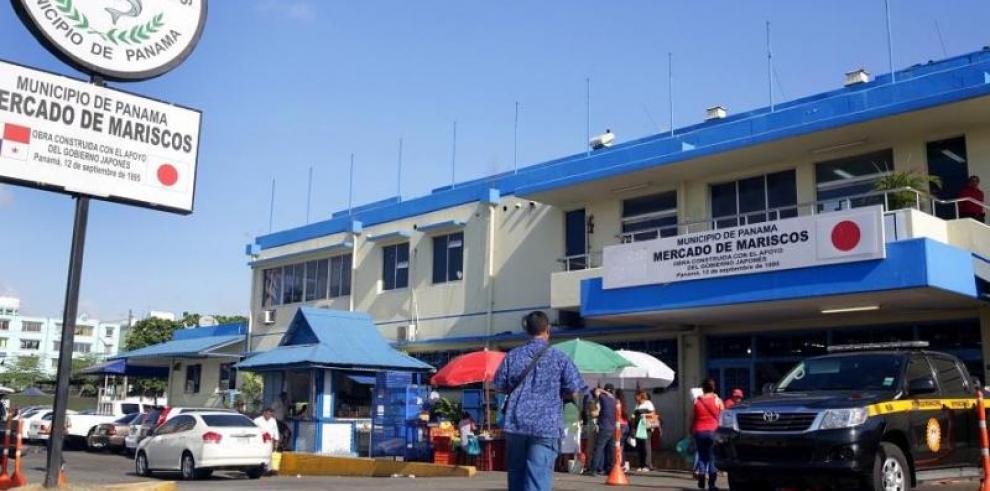 El Mercado del Marisco estará cerrado este lunes
