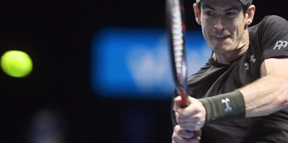 Andy Murray vence a Nishikori en dura batalla