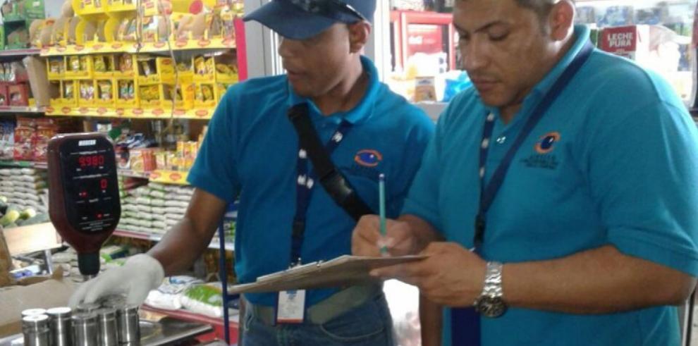 Detectan 14 balanzas electrónicas con anomalías en Chiriquí