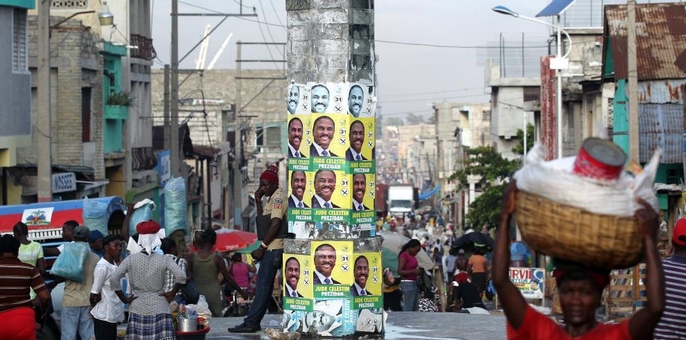 Haití se prepara para votar en medio de emergencia causada por huracán