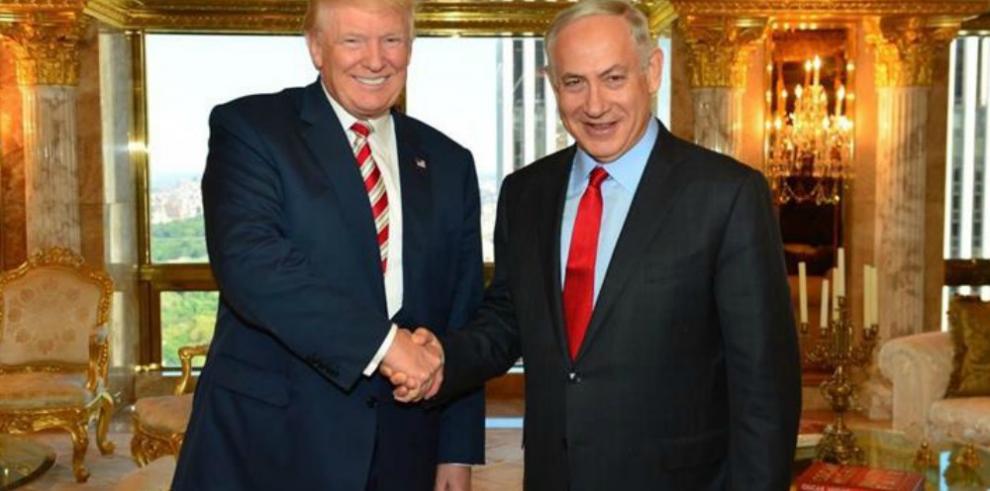 Donald Trump promete que reconocerá a Jerusalén como capital de Israel