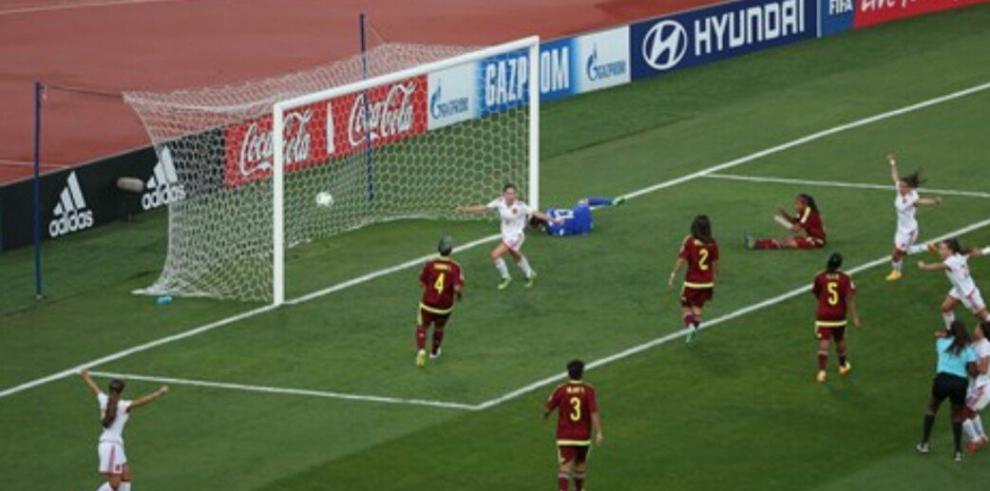 España derrota a Venezuela (4-0) y se hace con el bronce