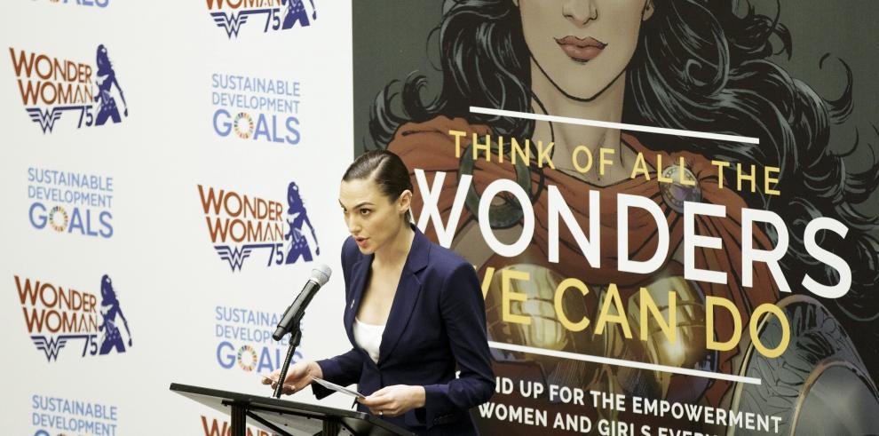 La Mujer Maravilla crea divisiones en la ONU