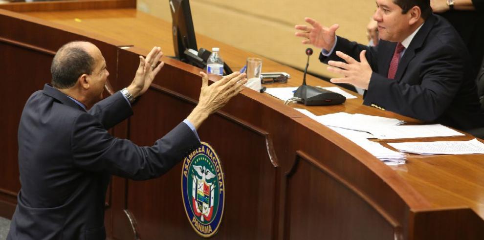 Fricciones en alianza legislativa por la elección de magistrado