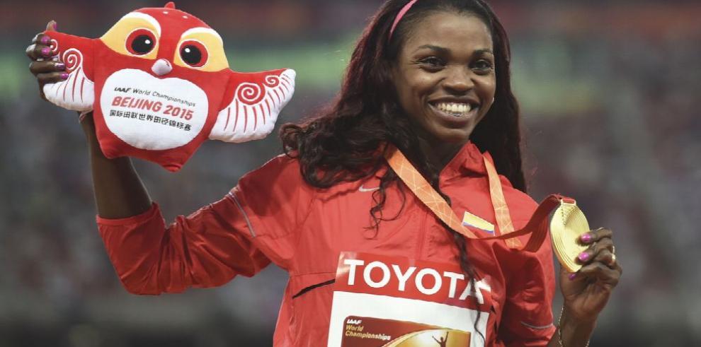 Colombia quiere tres oros en Río, 2016
