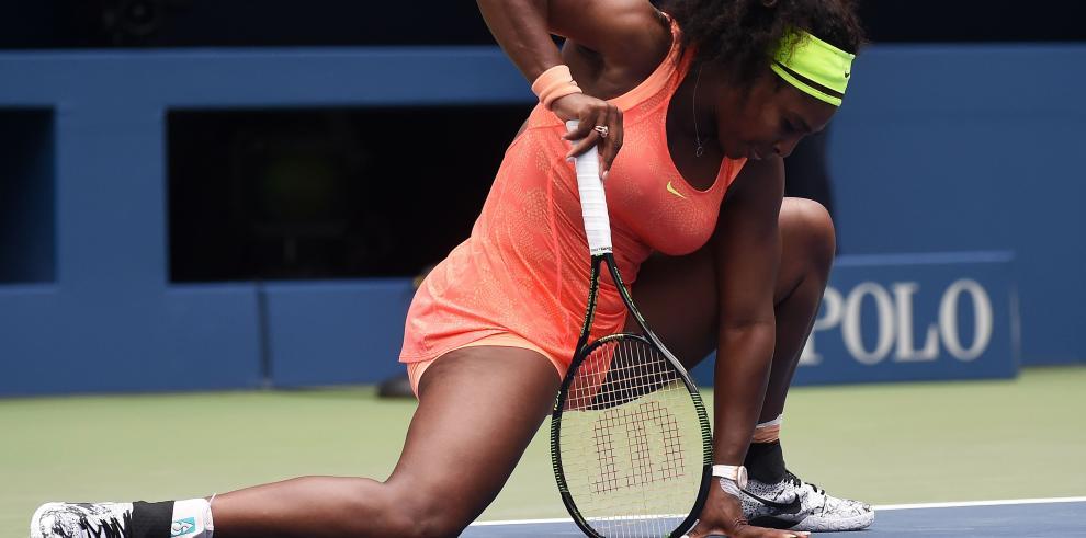 Serena Williams, baja para el torneo de Madrid por fiebre