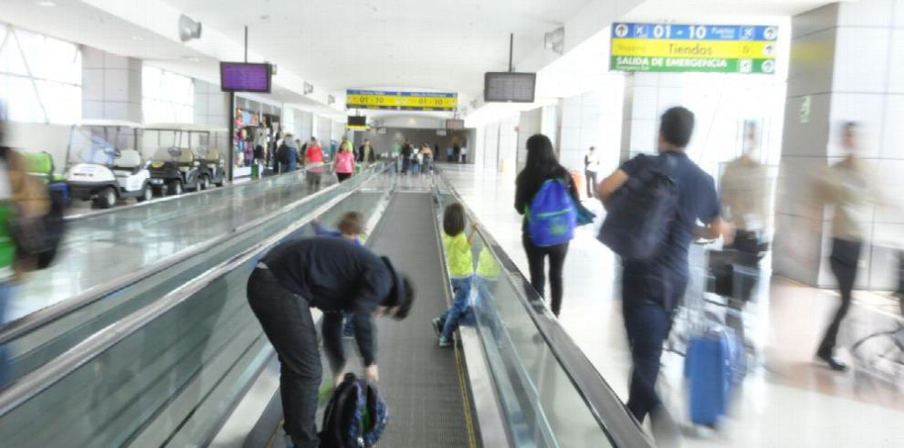 Panamá recogerá datos de pasajeros