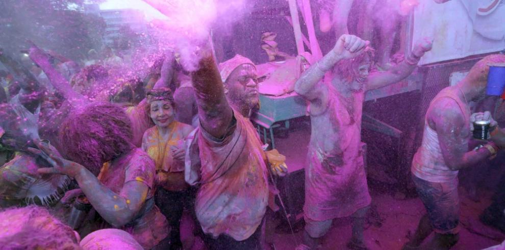 El Carnaval, una fiesta mundial
