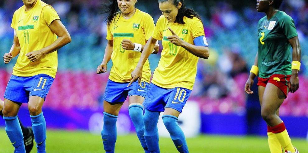 Marta espera que Brasil demuestre su nivel en Río 2016