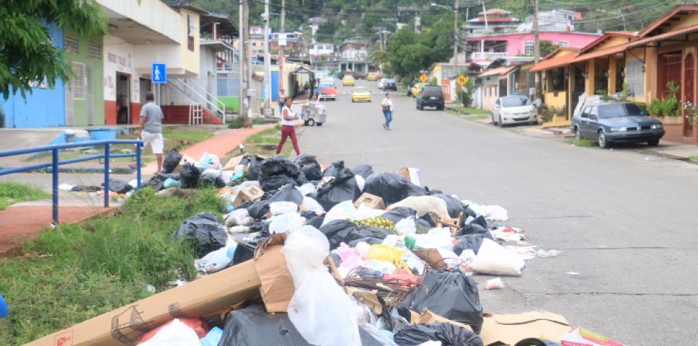 Más de $6,000 en multas por mala disposición de basura en San Miguelito