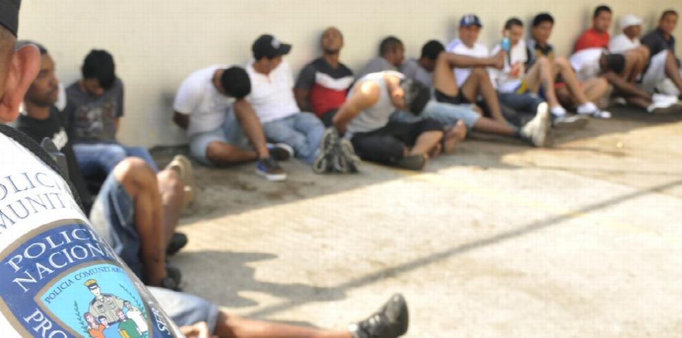'Maras no operan en territorio panameño'