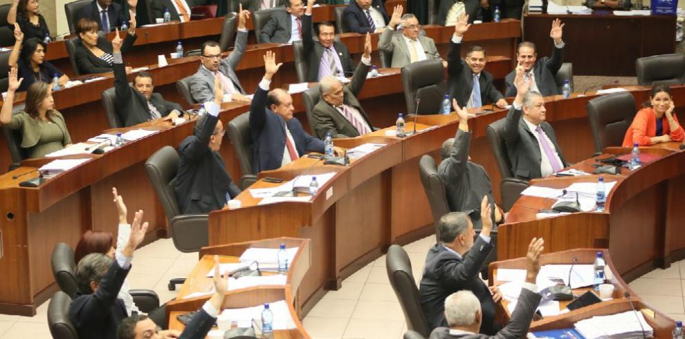 Panameñistas solicitarán bajar proyecto de ley 161