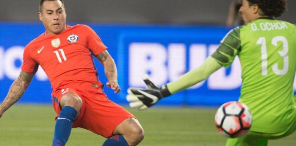 México se rinde ante el talento chileno y ficha acampeones de América