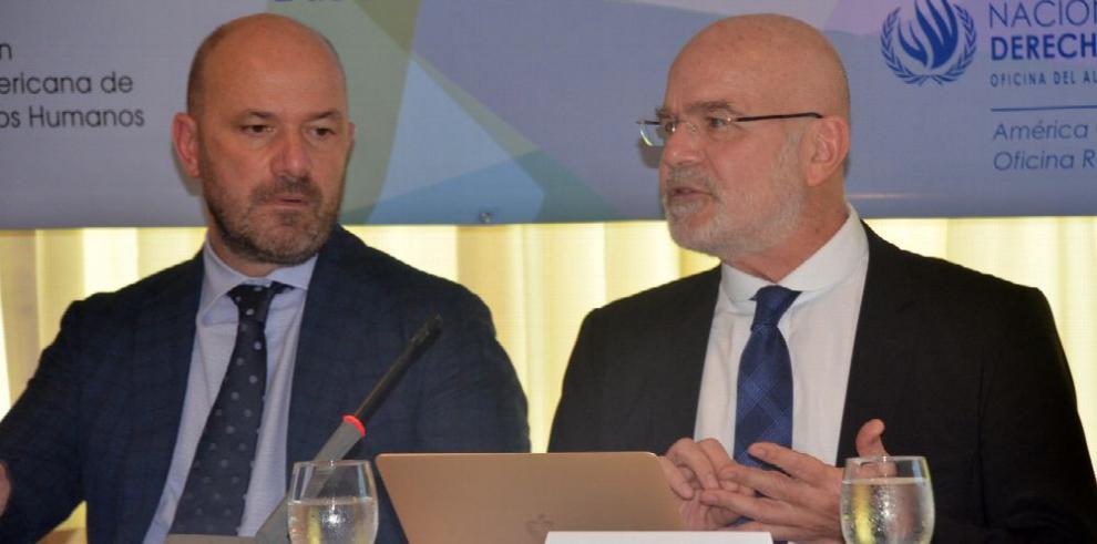 CIDH denuncia criminalización de defensores civiles