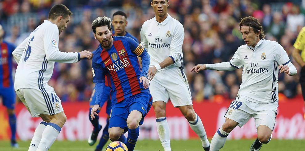 El Real Madrid sale del Clásico con seis puntos de ventaja