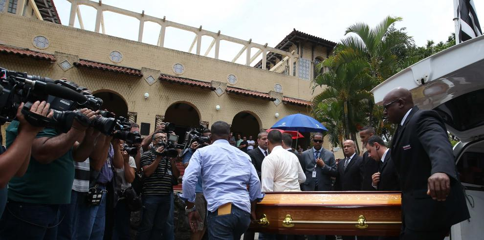 Brasil despide a los periodistas fallecidos en el accidente de avión