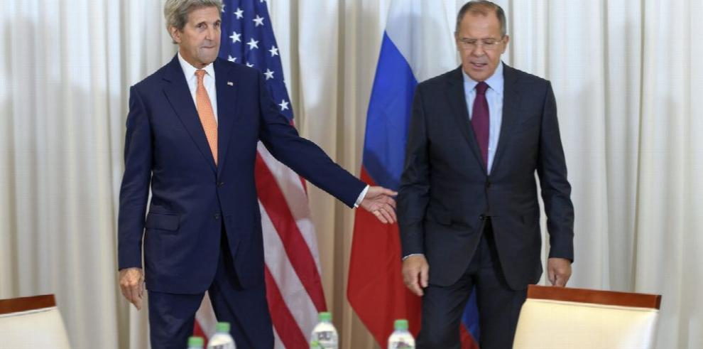 EE.UU. y Rusia, sin acuerdo sobre conflicto en Siria