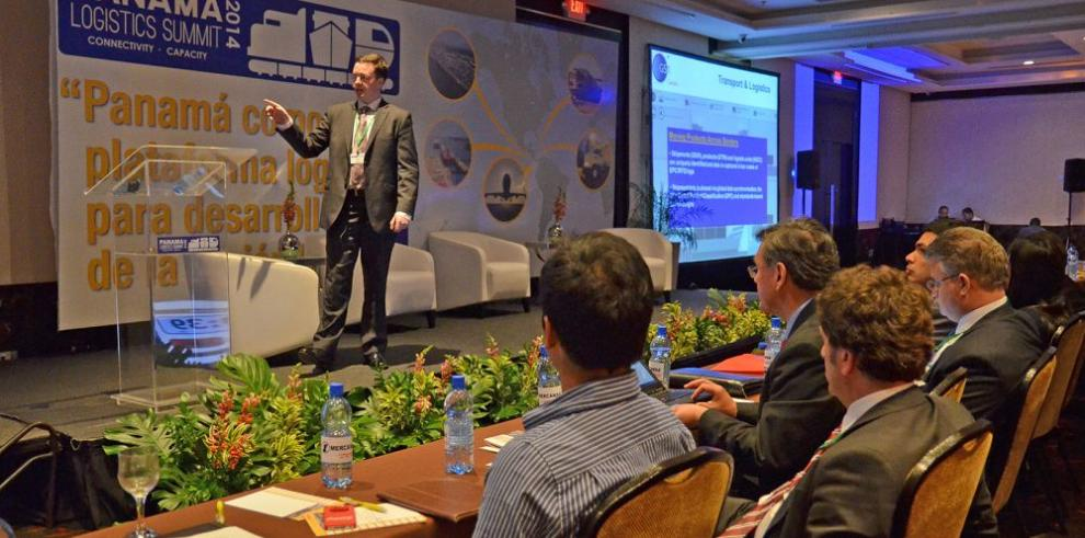 Comienza el Panamá Logistic Summit