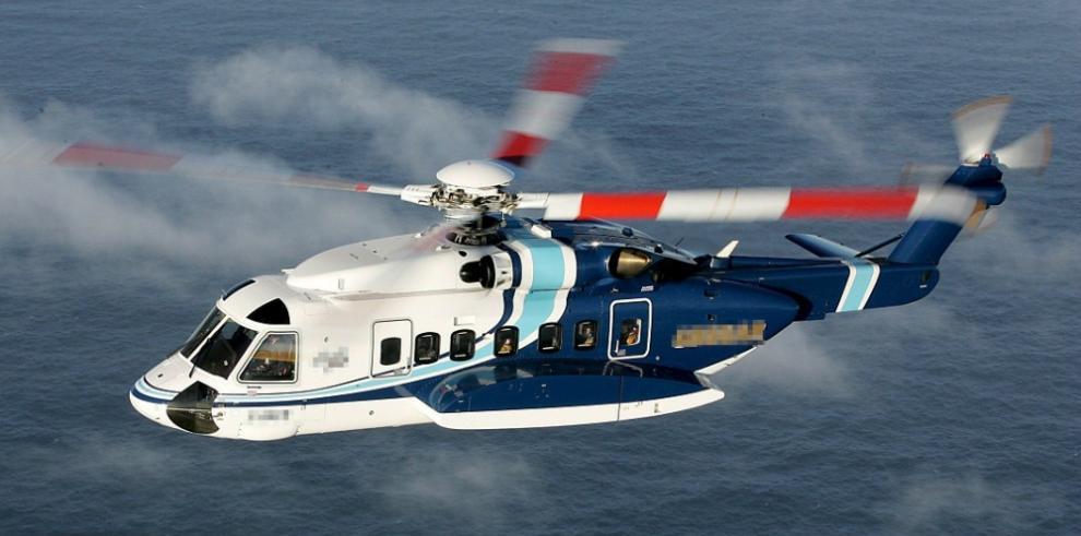 Un muerto tras precipitarse al mar un helicóptero de rescate en Taiwan