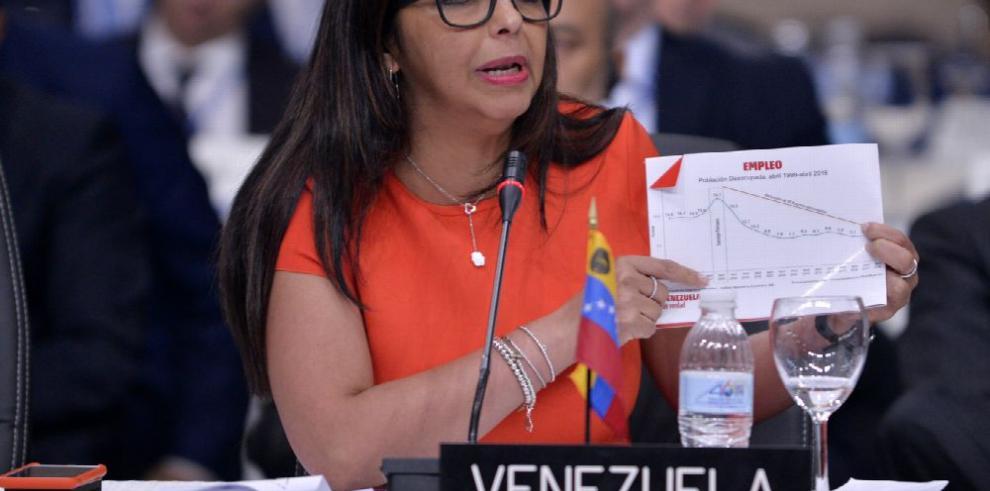 EE.UU. quiere diálogo con Venezuela, pero sin condiciones