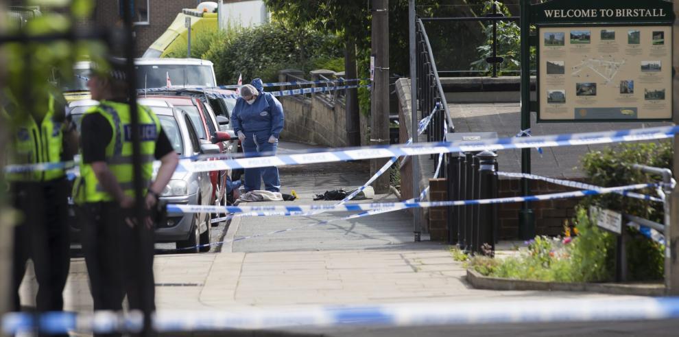 Muere la diputada Jo Cox atacada a tiros en Inglaterra