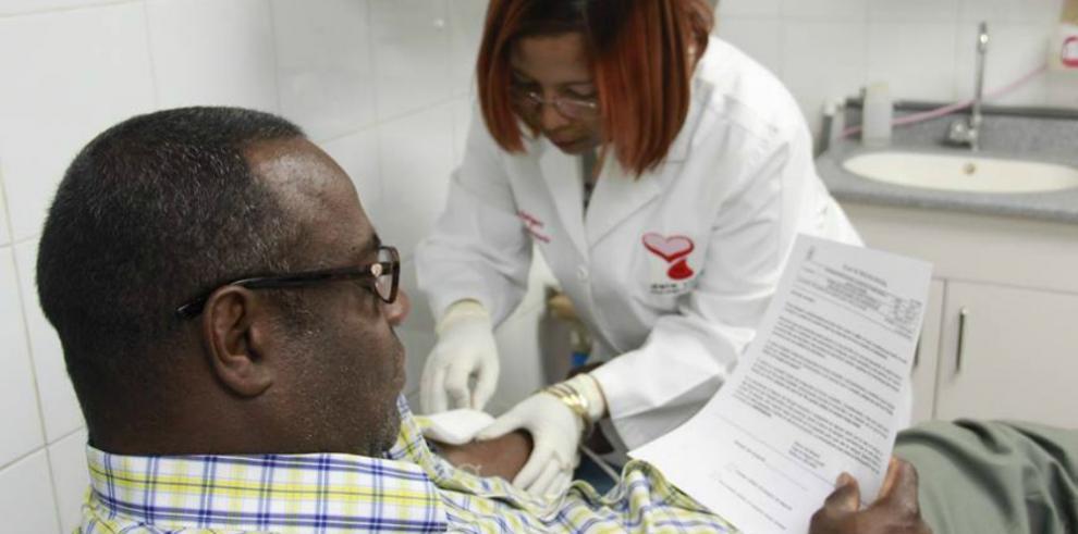 Colonenses donan sangre para el hospitalManuel A. Guerrero