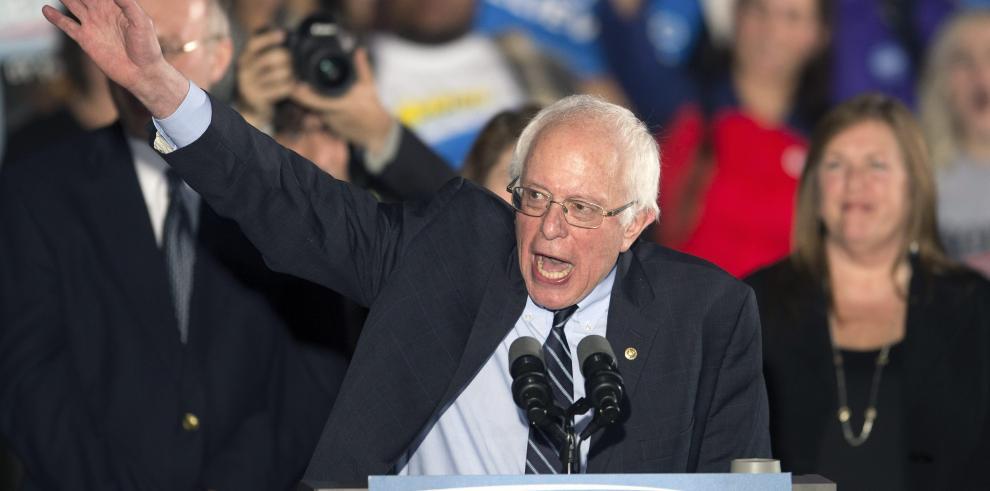 Sanders aventaja a Clintonen las primarias de Nuevo Hampshire