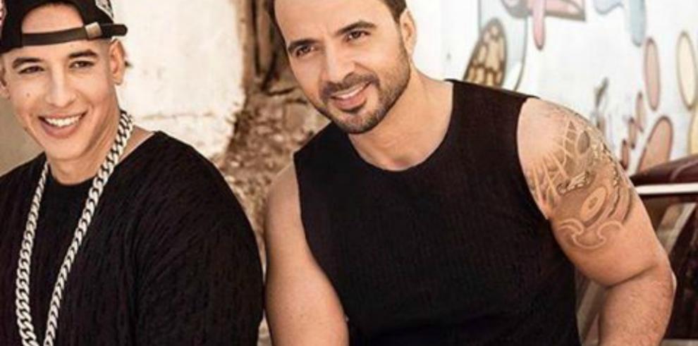 Luis Fonsi graba con Daddy Yankee el video de su nuevo sencillo