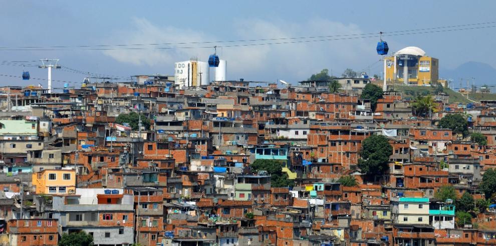 Turista italiano asesinado en favela de Río de Janeiro