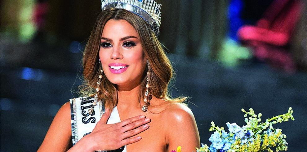 Miss Colombia renuncia a ser virreina de Miss Universo