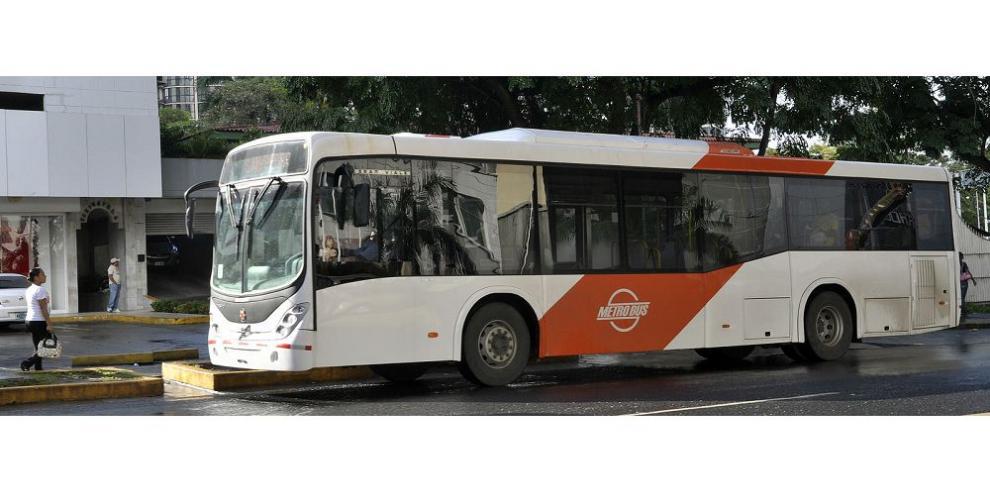 El nuevo metrobús