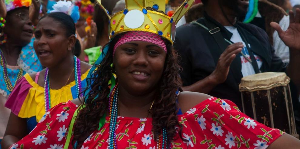 Festival de Pollera Conga busca posicionar Portobelo