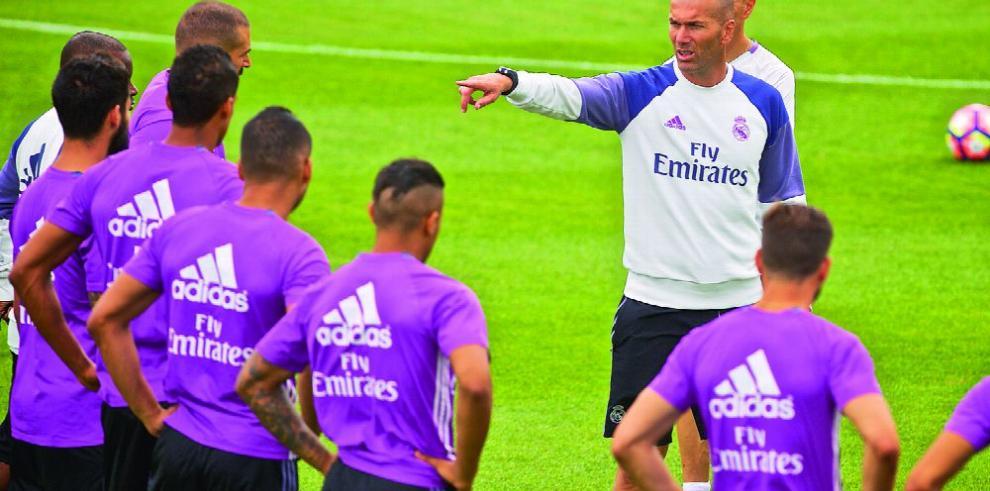 El enojo de Zidane
