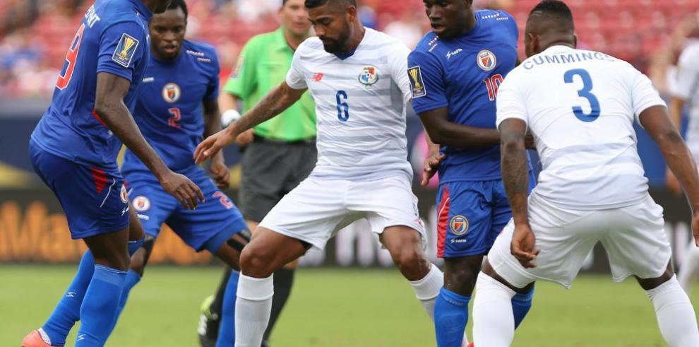 Panamá y Haití mostraron sus fichas