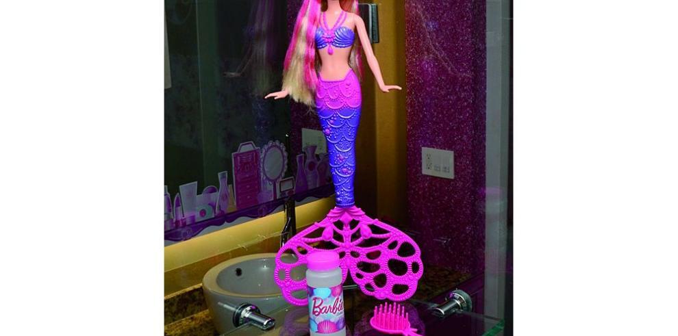 La experiencia Barbie
