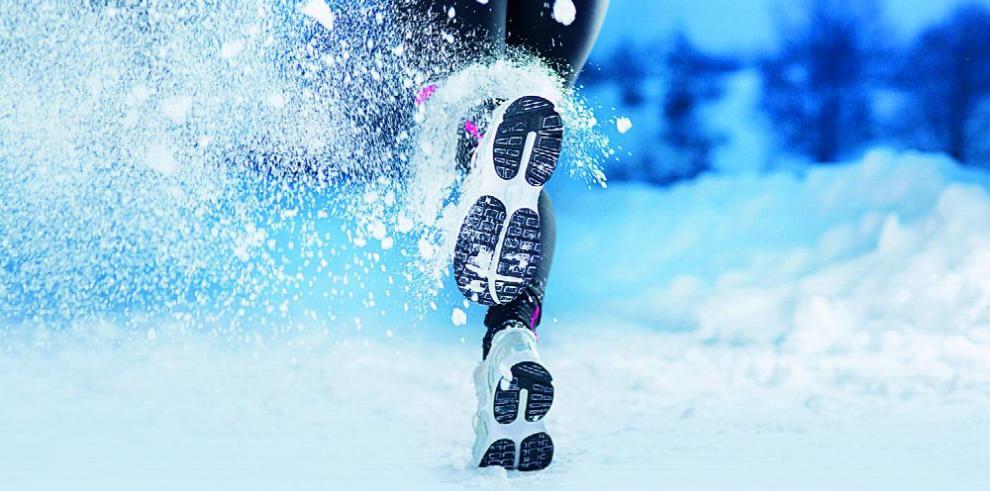 Correr en el clima frío, lo que no debe hacerse bajo esta situación