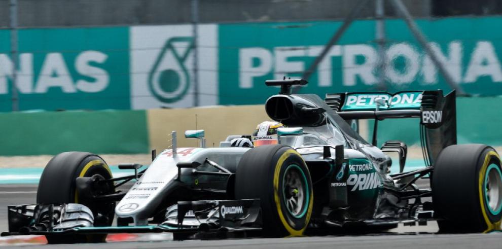 Gran Premio de México da toques finales