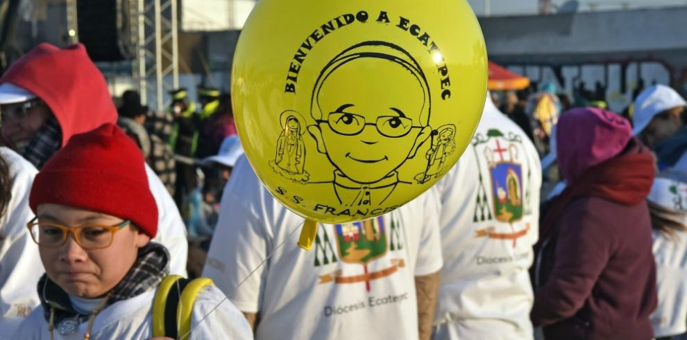 El papa pide un México donde no se emigre o muera por la criminalidad