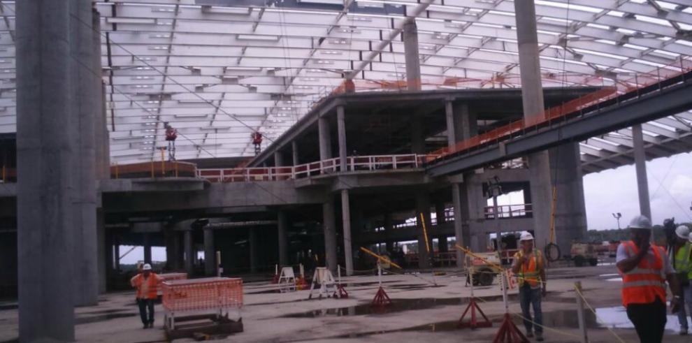 Avanza la expansión de la terminal 2 del Aeropuerto de Tocumen