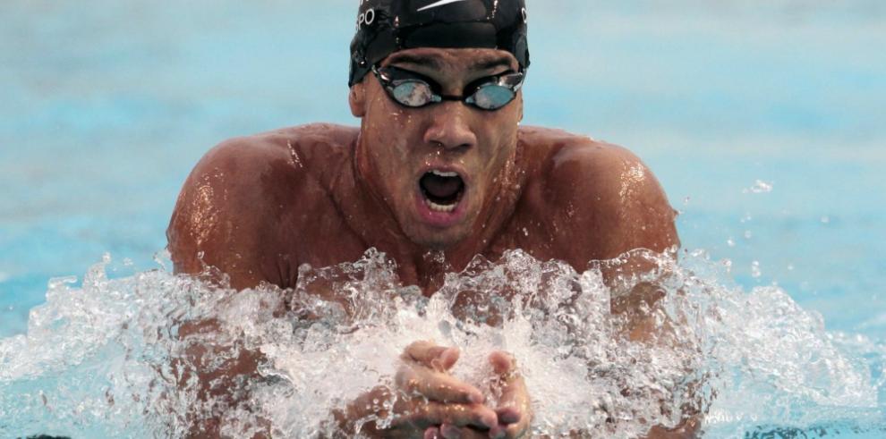 Crespo con fuerte trabajo previo a los Juegos Olímpicos