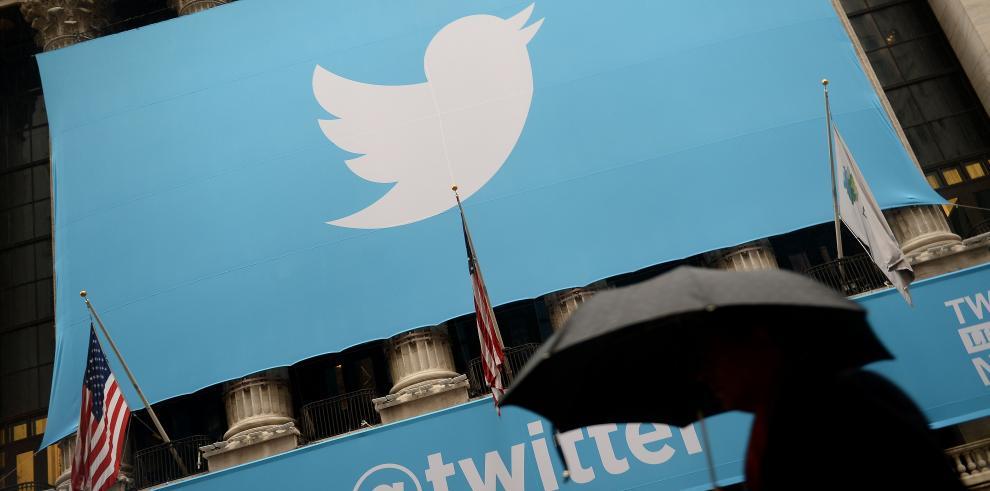 La red Twitter perturbada en todo el mundo