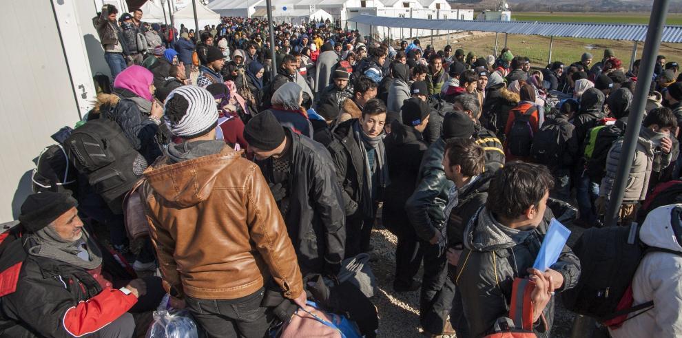 Erdogan plantea construir una ciudad para los refugiados