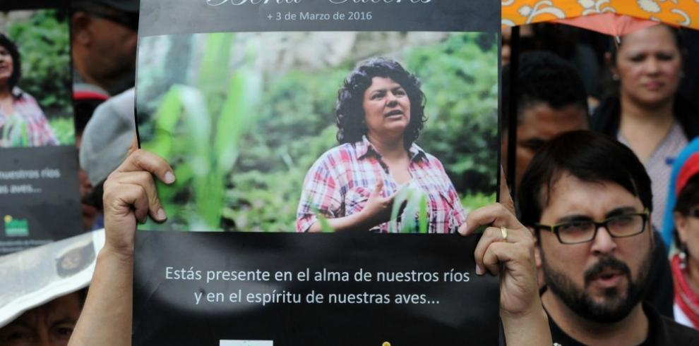 Berta Cáceres... la lucha ambientalista sigue