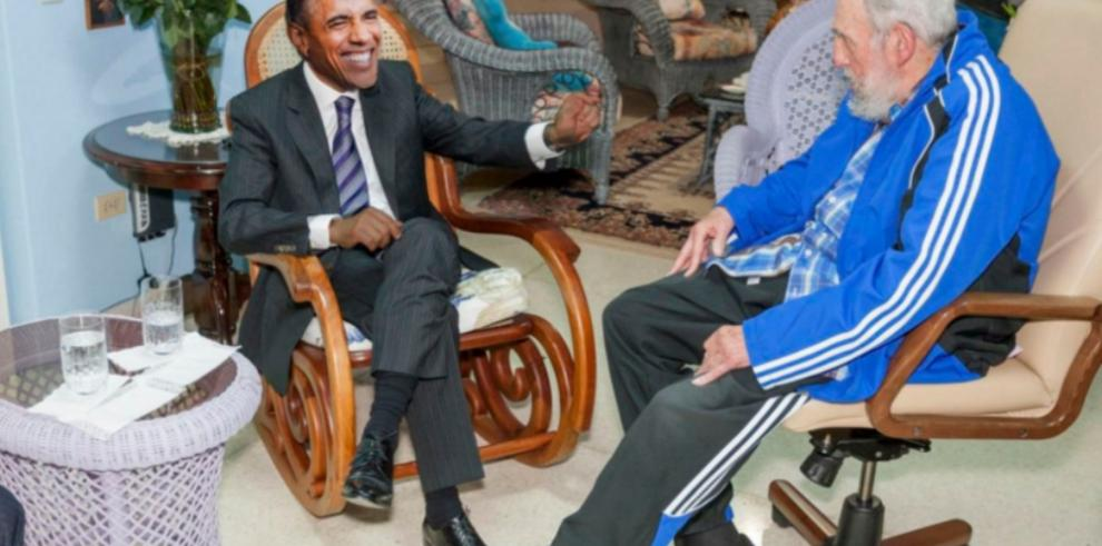 Visita de Obama a Cuba inunda las redes con
