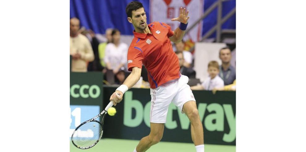 Djokovic y Murray cumplen buen inicio